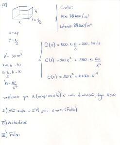questão 25 ACAFE 2013-1